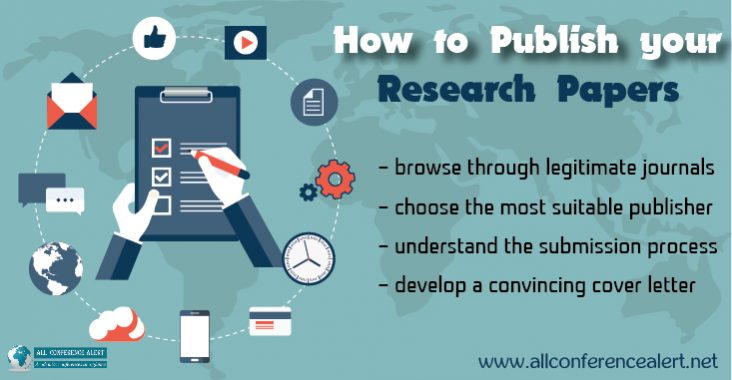 How to publish your research papers